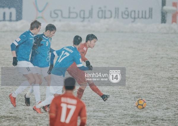 Chùm ảnh độc quyền: U23 Việt Nam đã để lại quá nhiều cảm xúc trên sân và trong hàng triệu trái tim CĐV-8
