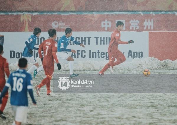 Chùm ảnh độc quyền: U23 Việt Nam đã để lại quá nhiều cảm xúc trên sân và trong hàng triệu trái tim CĐV-1