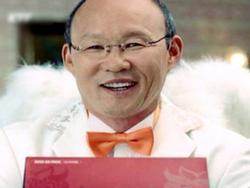 Clip hot: HLV Park Hang Seo hóa thiên thần trong phim đóng cùng sao 'Trái tim mùa thu'