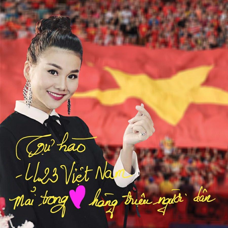 Tin sao Việt: Phương Mỹ Chi thú nhận lần đầu coi bóng đá là vì anh Xuân Trường-5