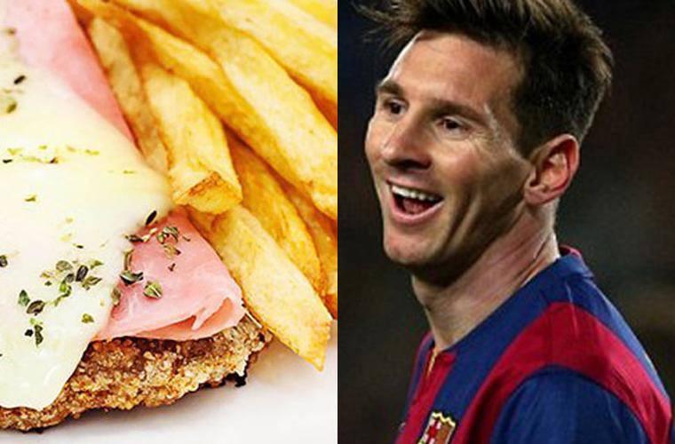 Bật mí món ăn yêu thích nhất của các siêu sao bóng đá-2