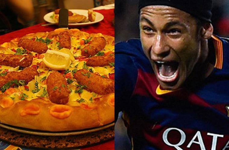 Bật mí món ăn yêu thích nhất của các siêu sao bóng đá-5