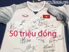 Rao bán áo có toàn bộ chữ ký của U23 Việt Nam với giá 50 triệu đồng, một cư dân mạng bị sỉ nhục
