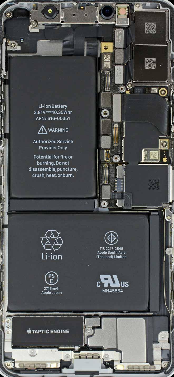 iPhone Xs, iPhone Xs Plus sẽ dùng pin khủng chữ L của LG-2