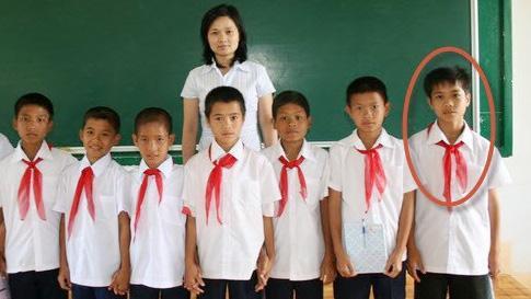 Loạt ảnh thuở nhỏ cực đáng yêu của dàn soái ca đội tuyển quốc dân U23 Việt Nam-3