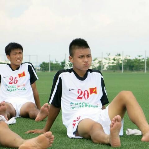 Loạt ảnh thuở nhỏ cực đáng yêu của dàn soái ca đội tuyển quốc dân U23 Việt Nam-7