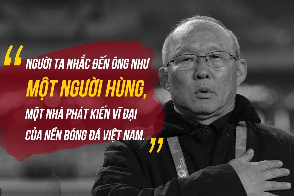 Giải mã tướng số người viết sử vàng cho bóng đá Việt Nam - Park Hang Seo kỳ nhân dị tướng-1