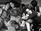 Tin sao Việt: Dân mạng xôn xao truyền tay bộ ảnh Hồ Ngọc Hà và Kim Lý 'tình bể bình'
