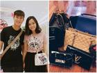 Không những xinh đẹp, bạn gái Duy Mạnh U23 còn sở hữu nhiều hàng hiệu chẳng kém bất kỳ sao Việt nào!