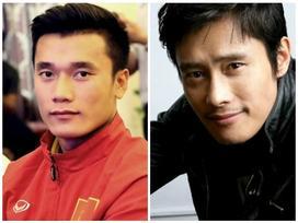 Xứng danh 'crush quốc dân', vẻ đẹp trai của Tiến Dũng không thua tài tử Hàn Quốc