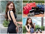 Ngắm những món hàng hiệu 'đắt xắt ra miếng' của người mẫu Linh Chi