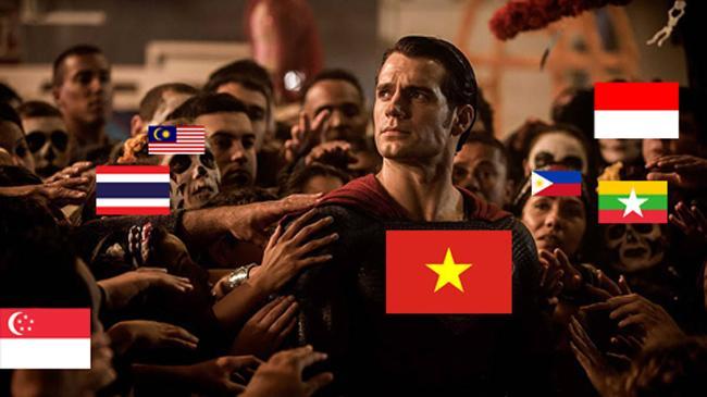 Cư dân mạng chế ảnh hài hước về U23 Việt Nam-10