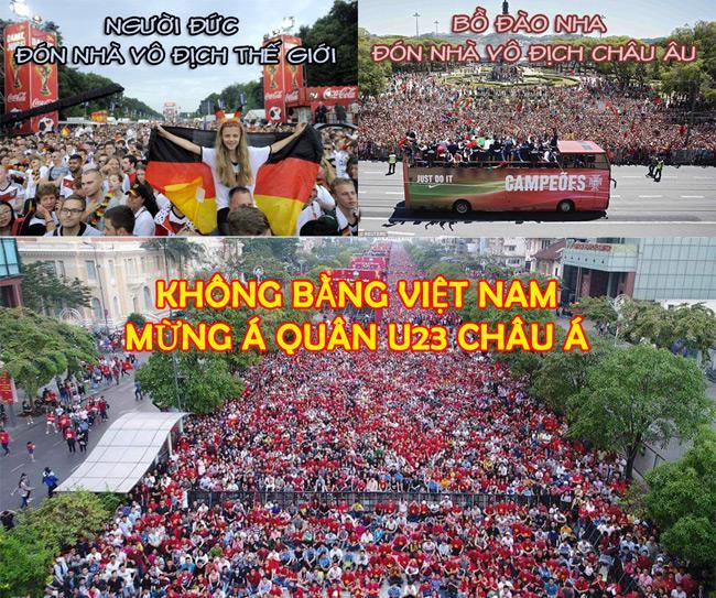 Cư dân mạng chế ảnh hài hước về U23 Việt Nam-3