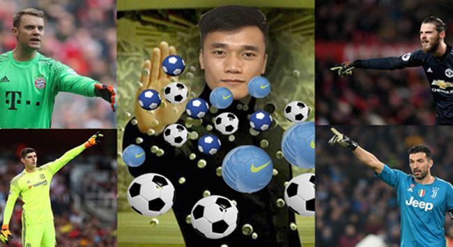 Cư dân mạng chế ảnh hài hước về U23 Việt Nam-7