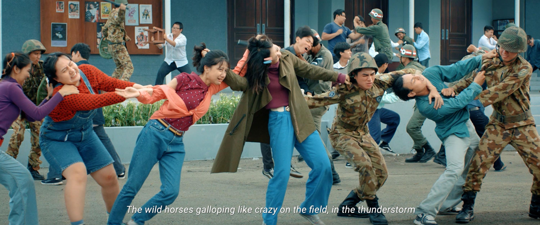 Thanh Hằng cầm đầu dàn mỹ nhân Việt đánh lộn máu lửa trong Tháng năm rực rỡ-4