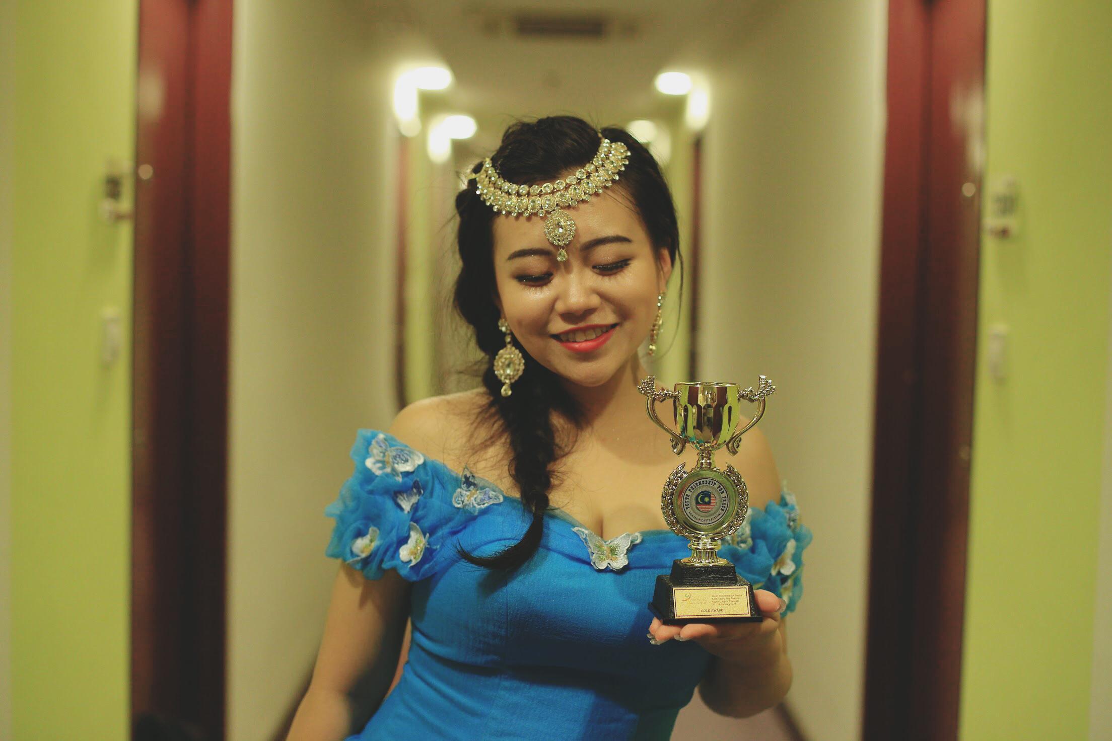 Tài năng trẻ Opera Thảo Ly: Từ cô sinh viên Hà thành đến giải Vàng nghệ thuật Châu Á-1