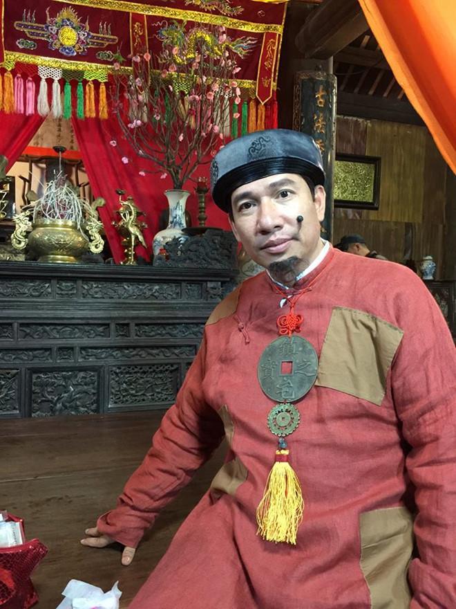NSƯT Quang Thắng: Tôi được mời đóng phim chỉ vì... nấu thịt chó rất ngon-1