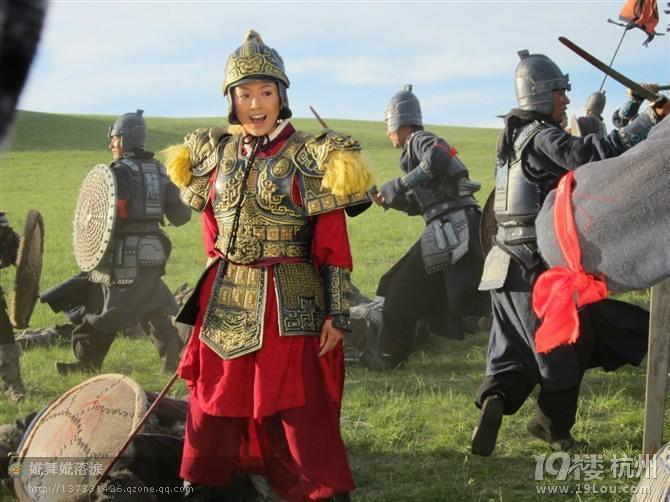 Lưu Diệc Phi hay Triệu Vy, phiên bản Hoa Mộc Lan nào đẹp nhất ?-7