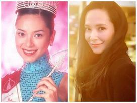 Hoa hậu Hong Kong từng phá thai để đóng phim bây giờ ra sao?