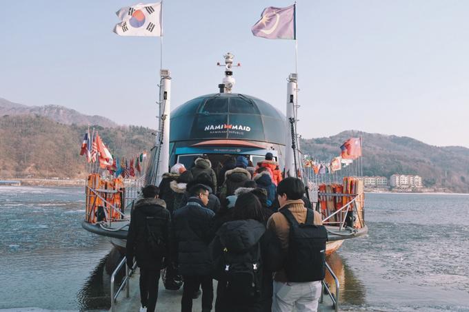 Hàn Quốc mùa đông đẹp quyến rũ chẳng kém mùa thu lá vàng-2