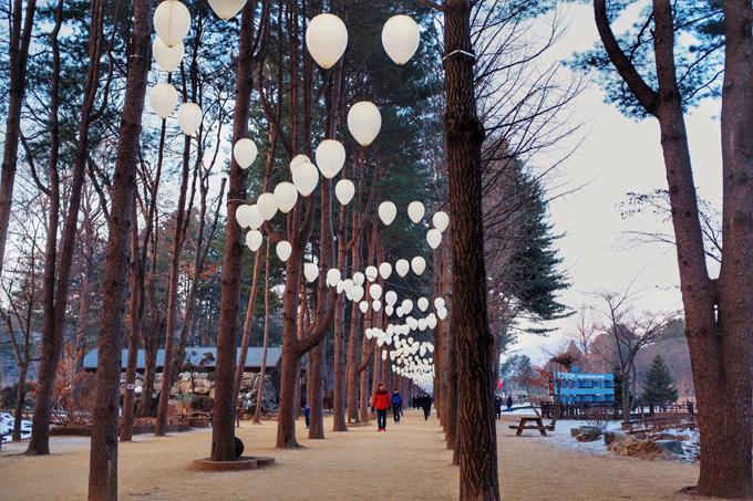 Hàn Quốc mùa đông đẹp quyến rũ chẳng kém mùa thu lá vàng-3