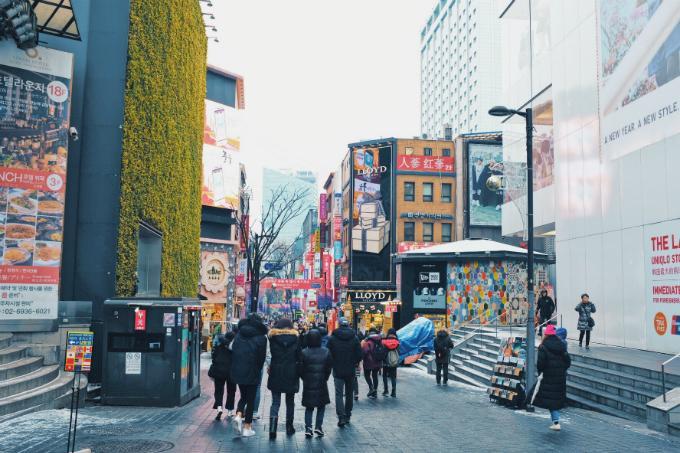 Hàn Quốc mùa đông đẹp quyến rũ chẳng kém mùa thu lá vàng-7