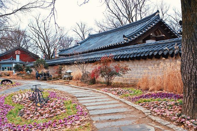 Hàn Quốc mùa đông đẹp quyến rũ chẳng kém mùa thu lá vàng-11