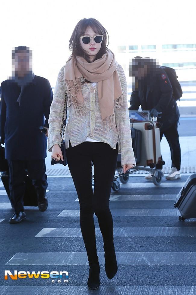 Diện street style đón đầu xu hướng như Park Shin Hye - Irene - Suzy - cô nàng cử tạ Lee Sung Kyung-1
