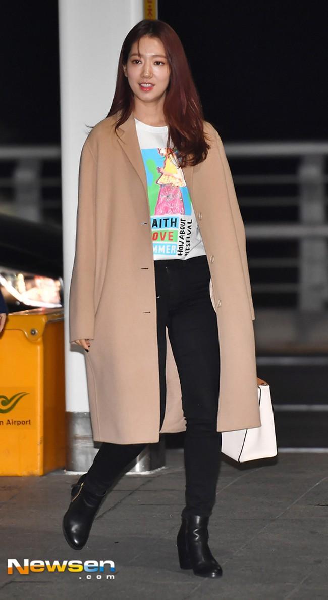 Diện street style đón đầu xu hướng như Park Shin Hye - Irene - Suzy - cô nàng cử tạ Lee Sung Kyung-6