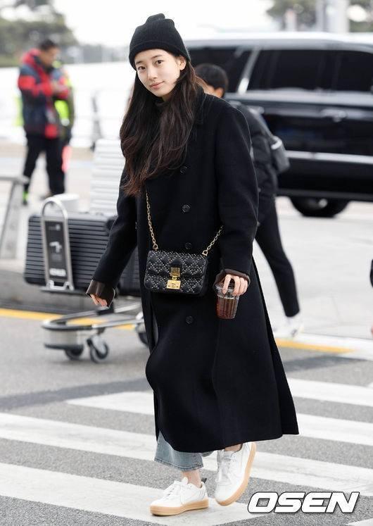 Diện street style đón đầu xu hướng như Park Shin Hye - Irene - Suzy - cô nàng cử tạ Lee Sung Kyung-8