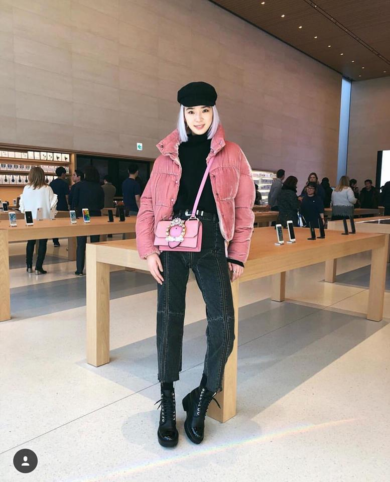 Diện street style đón đầu xu hướng như Park Shin Hye - Irene - Suzy - cô nàng cử tạ Lee Sung Kyung-2