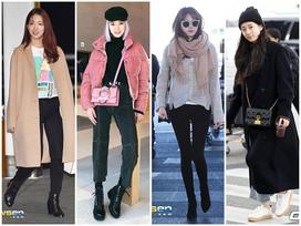 Diện street style đón đầu xu hướng như Park Shin Hye - Irene - Suzy - 'cô nàng cử tạ' Lee Sung Kyung