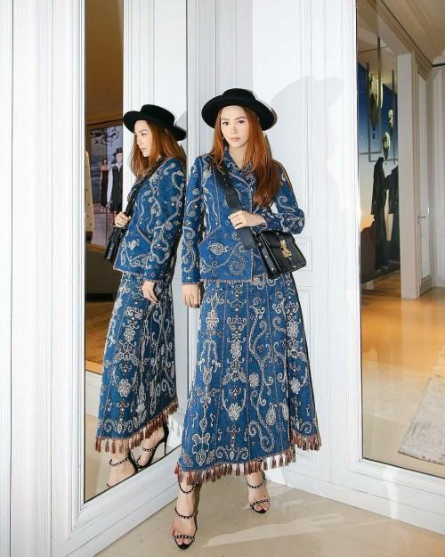 Kim Lý - Hồ Ngọc Hà chiếm bảng street style bởi outfit đẹp xuất sắc-6