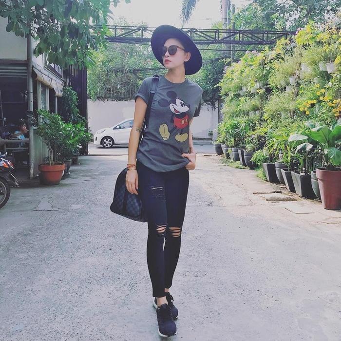 Kim Lý - Hồ Ngọc Hà chiếm bảng street style bởi outfit đẹp xuất sắc-7