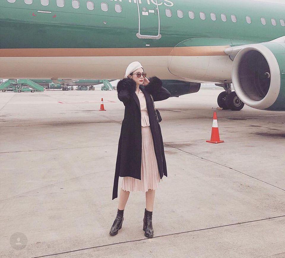 Kim Lý - Hồ Ngọc Hà chiếm bảng street style bởi outfit đẹp xuất sắc-2