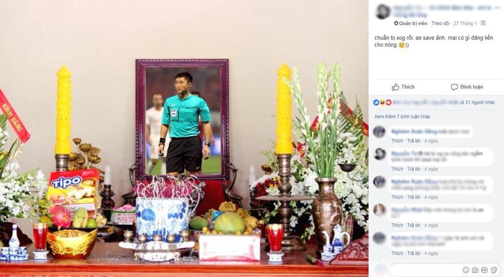 Kích động chửi bới và những trò lố trên Facebook ăn theo U23 Việt Nam-2