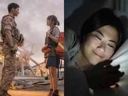 Cô gái suýt bị mù vì phim Hàn