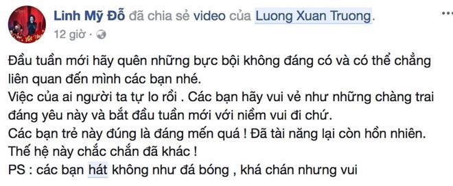 Fan nữ vẫn kiên nhẫn xem hết MV của boyband U23 Việt Nam mặc dù giọng hát quá tệ-3