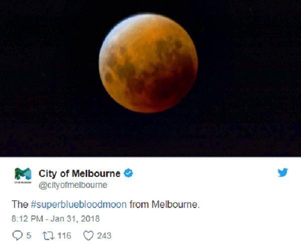 Hình ảnh ẤN TƯỢNG nhất trong ngày: Sau 152 năm, siêu trăng thế kỷ khiến người yêu thiên văn điên đảo-10