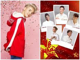 Vũ Cát Tường và loạt mỹ nam Vpop sáng tác ca khúc chúc mừng đội tuyển U23 Việt Nam