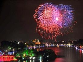 Hà Nội chốt 31 trận địa bắn pháo hoa đêm giao thừa