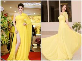 Phạm Hương và Dương Tú Anh cùng mặc chung một thiết kế, ai cũng đẹp nhưng thần thái mới quyết định tất cả