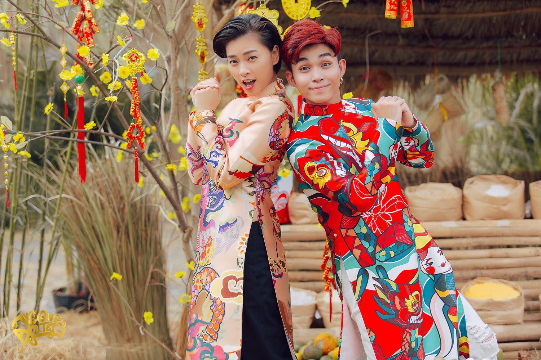 Nghe ca khúc nhạc phim của Ngô Thanh Vân và Jun Phạm là thấy Tết ngay!-7