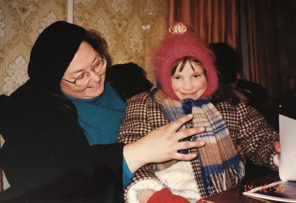 Tuổi thơ cay đắng của nữ vận động viên khuyết tật nổi tiếng: Bị bỏ rơi và xâm hại tình dục trong trại mồ côi-2