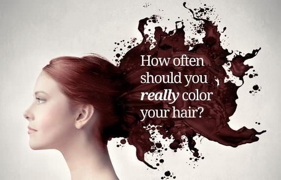 Chỉ cần chú ý 5 điều quan trọng sau, bạn sẽ an toàn hơn nhiều sau mỗi lần nhuộm tóc-1