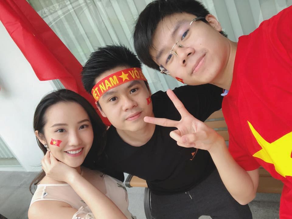 Không chỉ công khai đăng ảnh, Xuân Thảo còn đánh đàn cực tình cảm gửi tặng Phan Thành-1