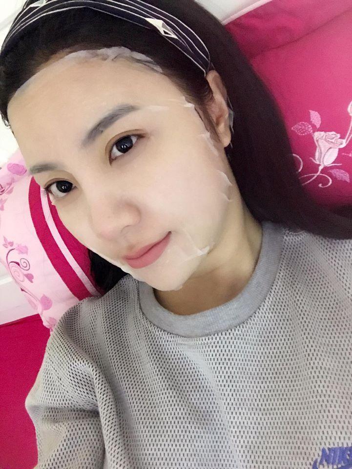 Hot girl - hot boy Việt: Huyền Baby tố ông xã dùng trộm mặt nạ dưỡng da-5