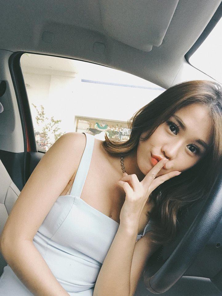 Hot girl - hot boy Việt: Huyền Baby tố ông xã dùng trộm mặt nạ dưỡng da-10
