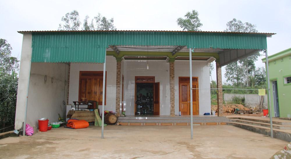 Căn nhà heo hút giữa đồng và tuổi thơ đói nghèo của Xuân Mạnh U23-4