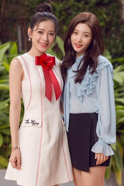 Chi Pu quả lợi hại! Chặt đẹp cả Angela Phương Trinh và Tú Hảo khi diện lại thiết kế cũ-3